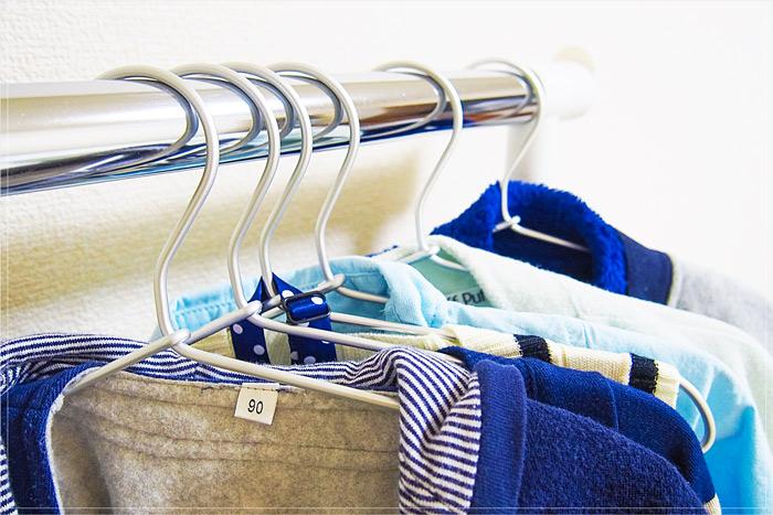 衣類を工夫して静電気対策