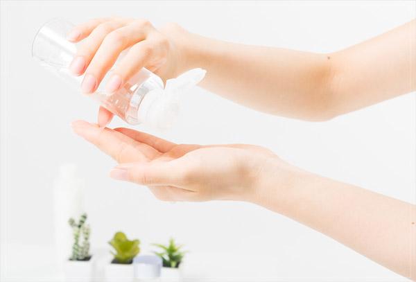 40代の乾燥肌の化粧水とクリーム以外の見直し方