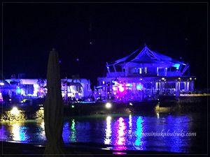 セブ島では有名な、モーベンピックホテルの「イビザクラブ」。ナイトクラブがとても人気。