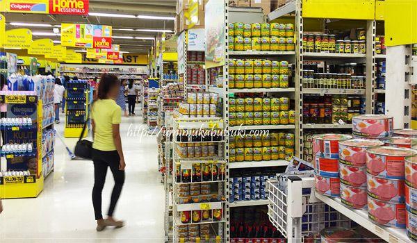 セブ島で人気のお土産パパイヤ石鹸を格安で買える地元スーパーとは?