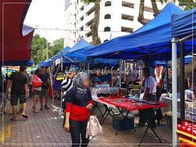 ボルネオ島コタキナバルに来たら絶対に訪れたいサンデー・マーケット