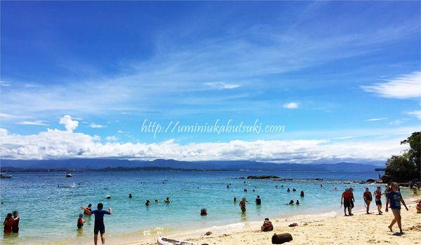 コタキナバルから格安予算で行けるビーチ!自然いっぱいのサピ島とは?