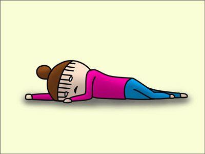 眠いときは寝る方が受験勉強の効率が上がる。