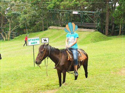 ジップラインや乗馬、BBQなど豊富なアクティビティが楽しめるダバオのエデンネーチャーパーク。