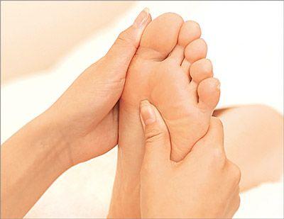 足裏マッサージは集中力や根気の強化、運動神経の発達など、いろんな効果を期待できる。