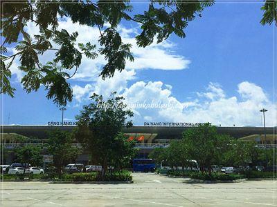 日本からホイアンに行くには近隣のダナン国際空港を利用する