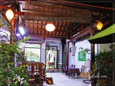 ホームステイを楽しめるトゥエ・タム・ガーデンヴィラ(Tue Tam Garden Villa)