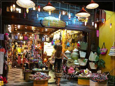 ショッピング好きの女一人旅を魅了する可愛い雑貨店