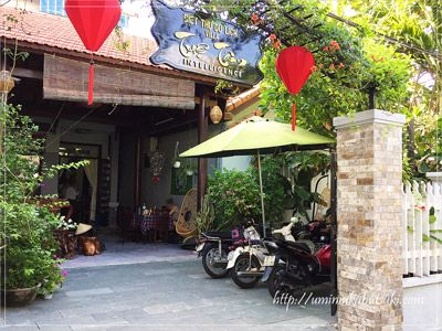 ホームステイができるトゥエ・タム・ガーデン・ヴィラ(Tue Tam Garden Villa)