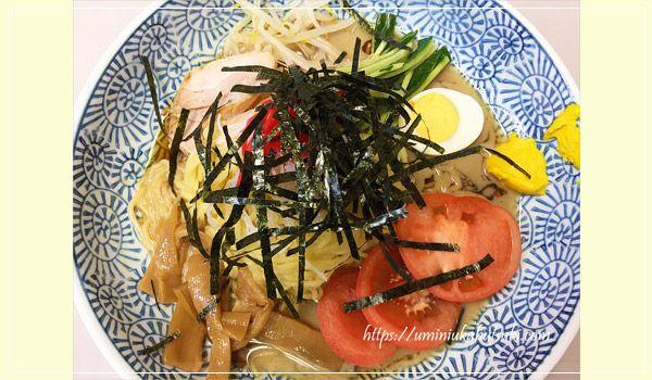 東京駅前のおすすめ絶品グルメ!冷やし中華好きが喜ぶ日本橋札幌やの2品!
