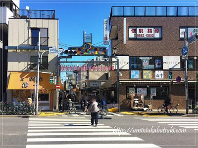 日本一の魚屋さんで有名な砂町銀座商店街の鮮魚店魚勝