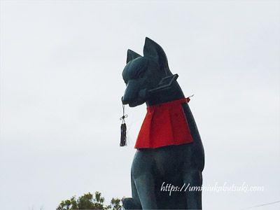 京都市の伏見稲荷大社は全国にある稲荷神社の総本宮