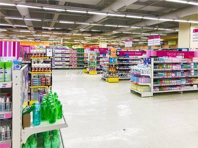 親子留学を安い費用で実現できるダバオのショッピングモール