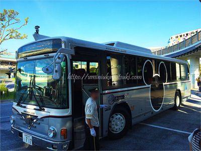 ミッキーマウスバスも来る、東京ディズニーリゾート周辺のオフィシャルホテル行きシャトルバス乗り場