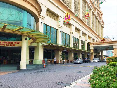 宿泊価格は安いのにクオリティーが高い、女子旅におすすめのSunway Clio Hotel(サンウェイクリオホテル)。