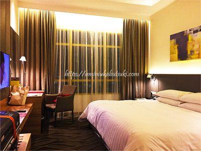 安い宿泊価格ながらも充実したアメニティーが揃う、女子旅におすすめのSunway Clio Hotel(サンウェイクリオホテル)。