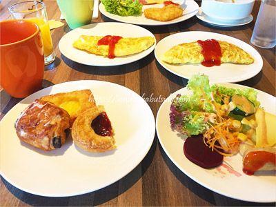 種類が豊富で美味しいパンがおすすめの、サンウェイクリオホテルの朝食ブッフェ