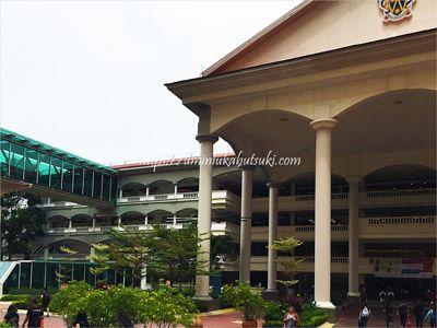 世界中から留学生が集まるサンウェイリゾートシティーの中にある名門サンウェイ大学。