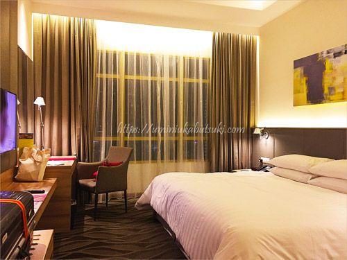 Sunway Clio Hotel(サンウェイクリオホテル)のマットレスは快適との評価が高い