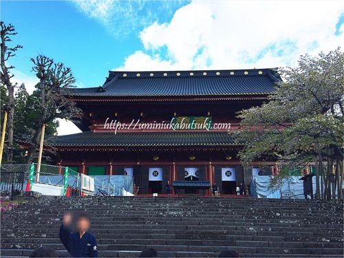 日光東照宮へ先に参拝をして輪王寺を観光するのがおすすめ