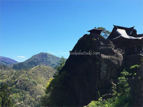 山全体が霊山になっている東北一のパワースポット山寺立石寺